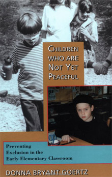 Children Who Are Not Yet Peaceful