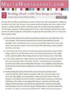 MM.com - Reading Aloud