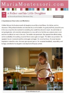 MM.com - Father and His Little Daughter